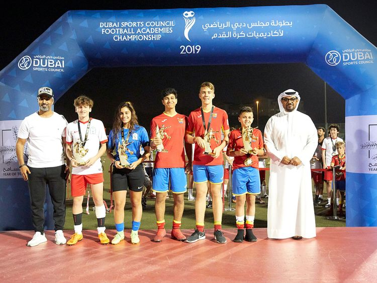 Du La Liga HPC U18 boys and girls crowned DSC Cup Champions