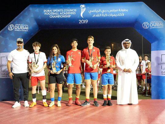 Du La Liga HPC U18 boys and girls crowned DSC Cup Champions