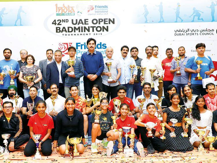 Imam and Tanisha win India Club badminton titles