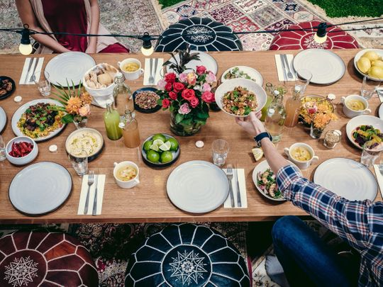 Ramadan Nights by Dish