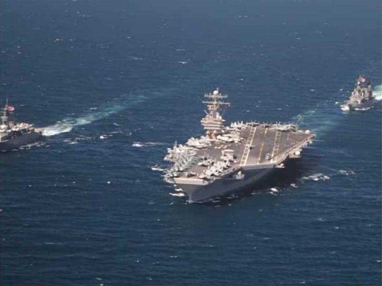 USS Abraham Lincoln -02