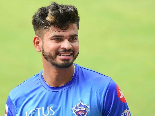 Delhi Capitals skipper Shreyas Iyer