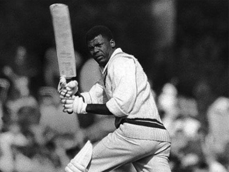 Former West Indies cricketer Seymour Nurse