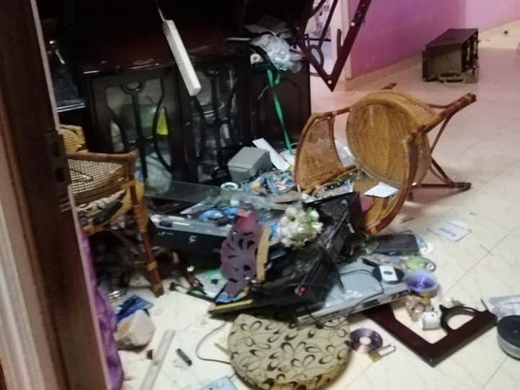 Negombo clashes