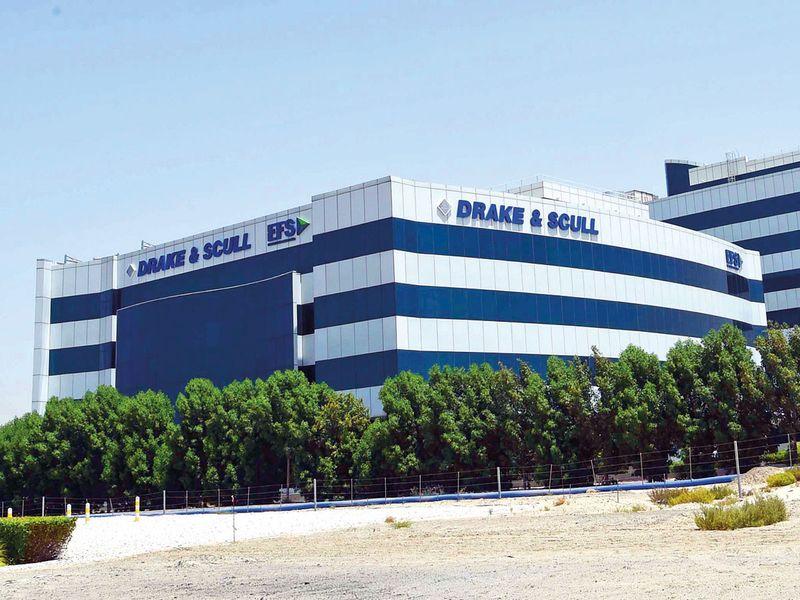 Dubai's Drake & Scull reports Dh115 million Q1 net profit