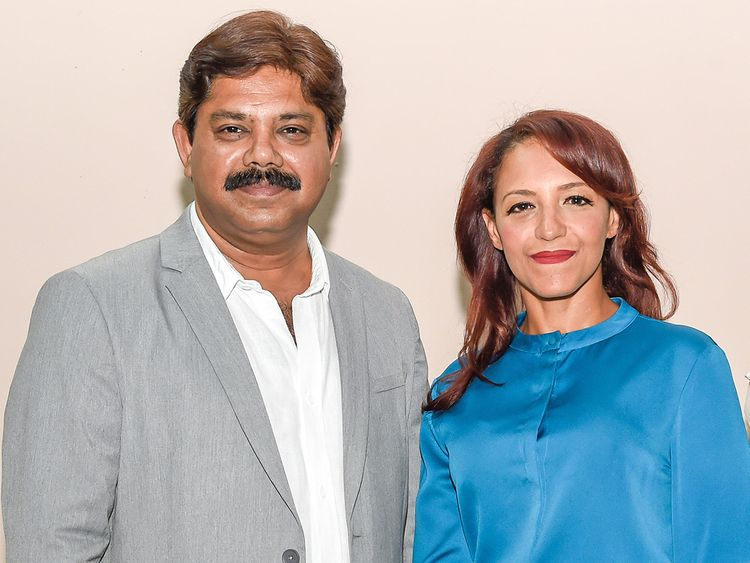 Dev Chakraborty and Janine Bensouda