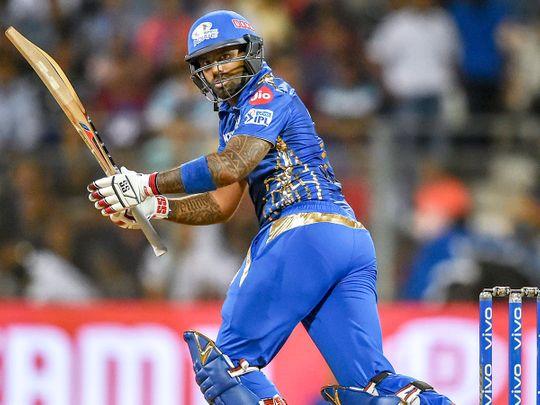 Mumbai Indians (MI) player Suryakumar Yadav