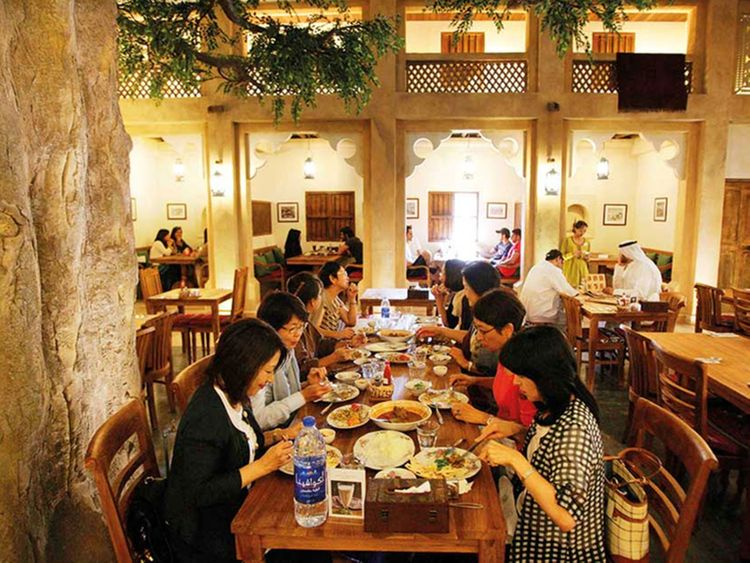 Dubai denies claims it scrapped permits for restaurants to