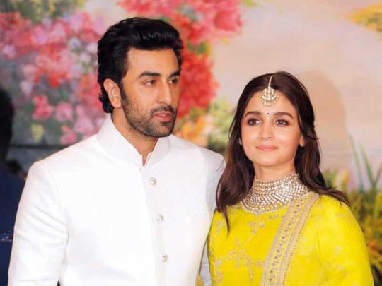 190503 Ranbir Kapoor and Alia Bhatt.