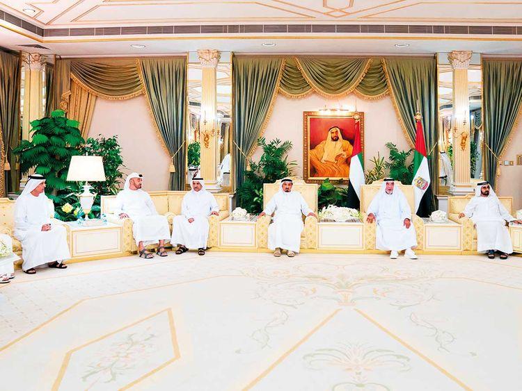 190509 UAE president