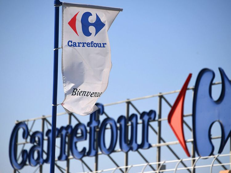Carrefour Weigh Sale Option For China
