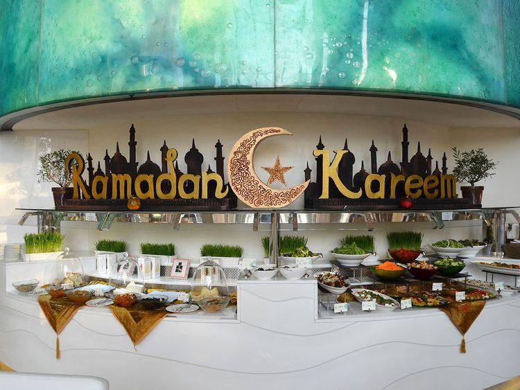 Nusret Dubai Karte.Ramadan 2019 12 Iftars To Try In Abu Dhabi Food Gulf News