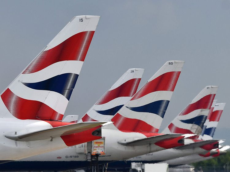 IAG, the parent group of British Airways and Spanish carrier Iberia