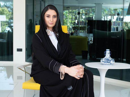 Young Emirati woman lawyer in UAE raises the bar