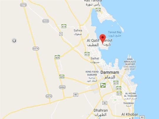Al Qatif region, on Tarout island 001