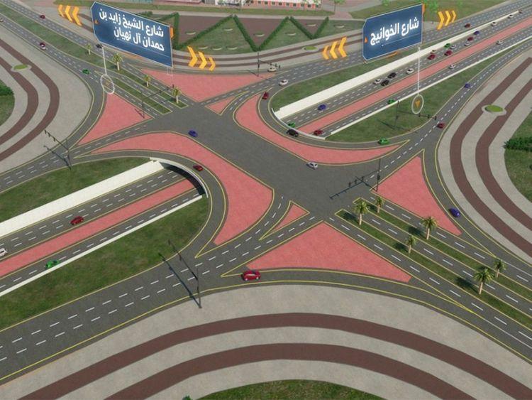 Major road works to ease traffic in Khawaneej