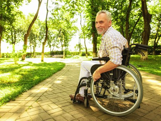 Off the cuff: How I fell in love with my wheelchair