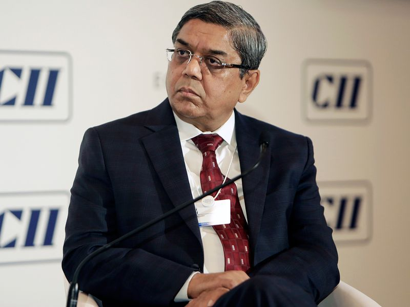 Tulsi Tanti, chairman of Suzlon Energy Ltd.