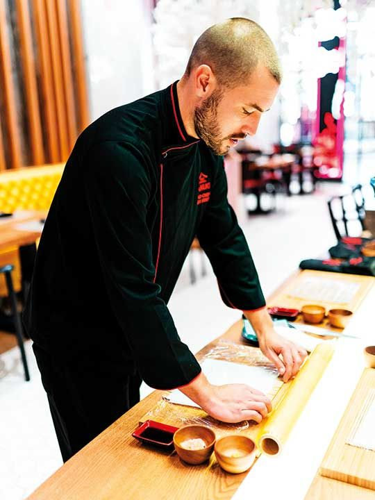 190512 Tanuki sushi masterclass