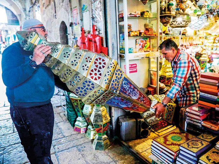 190512 palestinian lantern