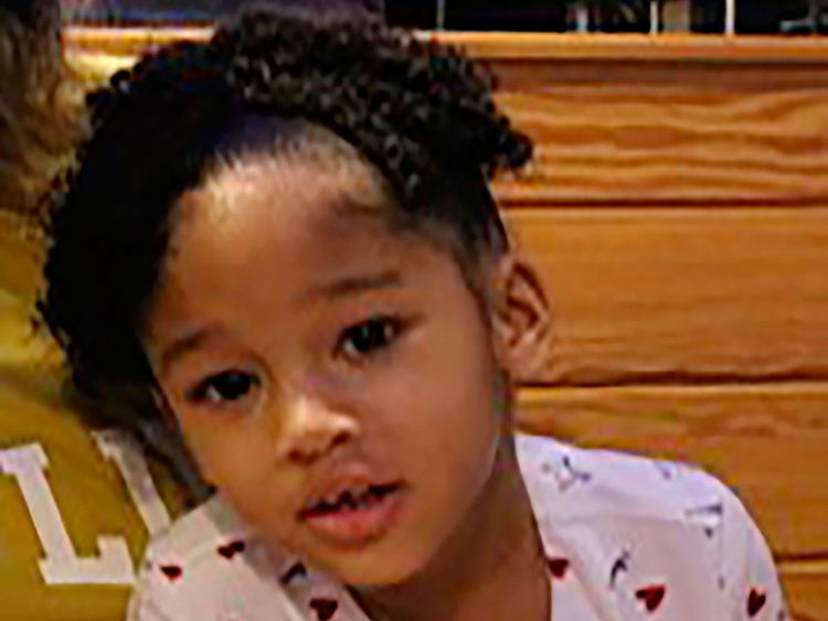 Four-year-old-Maleah Davis