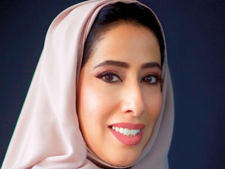 Mona Ganem Al Merri, President of the Dubai Press Club