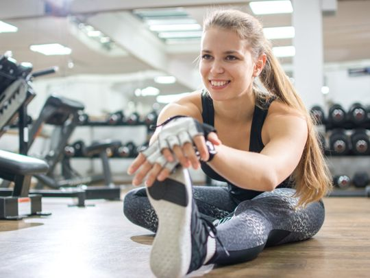 Off the cuff: I'll keep paying for the gym I never use