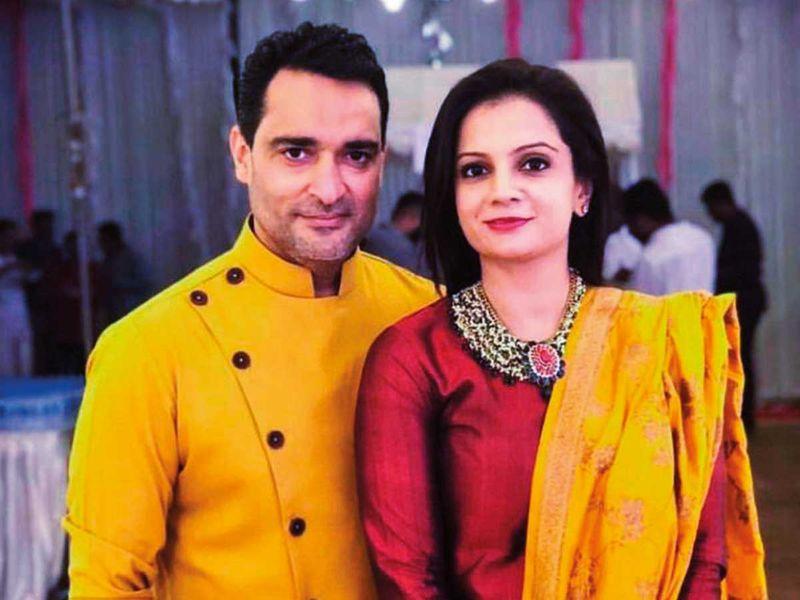 Shijna and Sajith Ansar Indian iftar-01