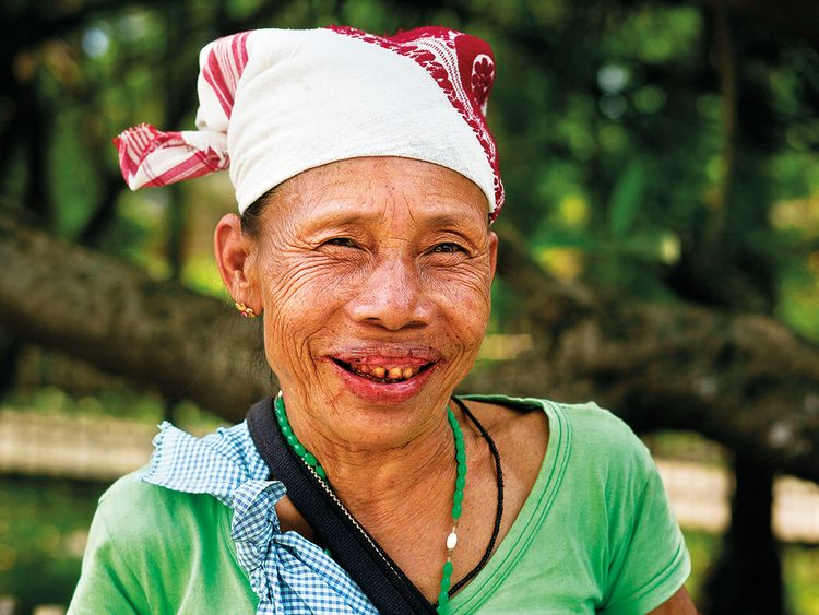 Karbi tribal Among Kleng