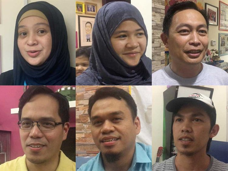 Moros Filipino Muslims in the UAE