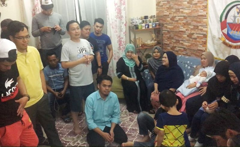 Moros in the UAE gather for Iftar