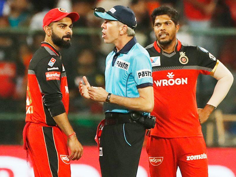 Royal Challengers Bangalore captain Virat Kohli