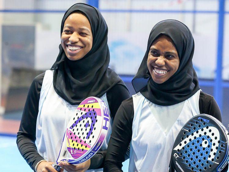 Sani sisters Khadeejah and Hafsah