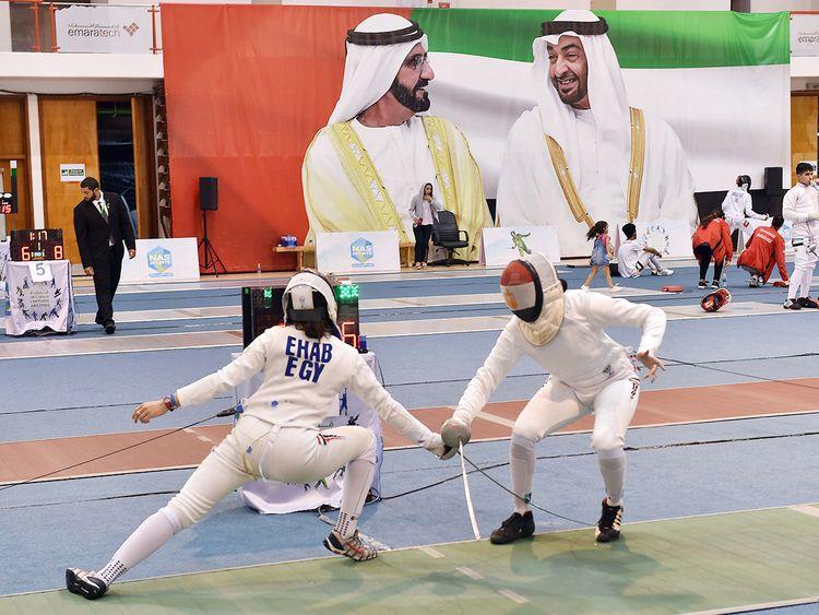 Tunisian fencer Ines Boubakri looks for golden touch