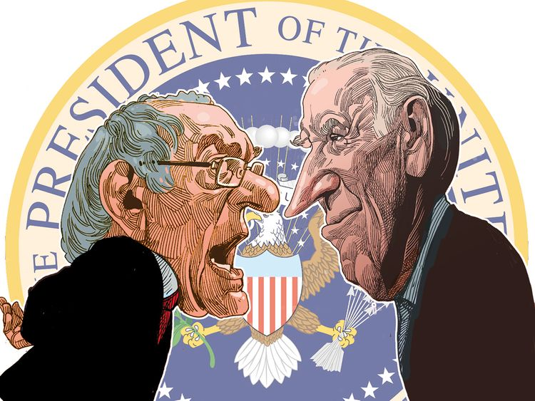 Why age is on the side of Biden and Sanders