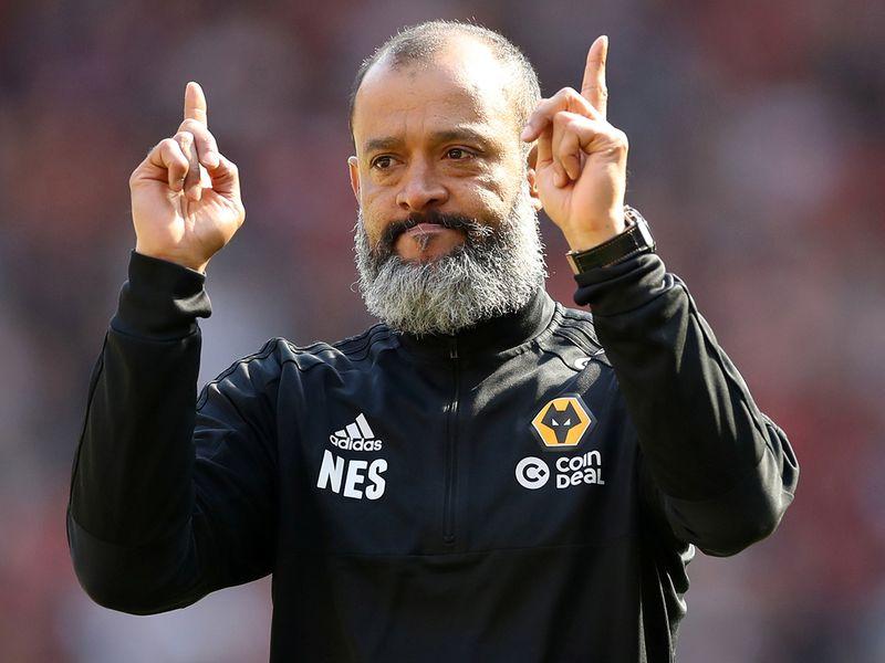 Wolverhampton Wanderers manager Nuno Espirito Santo
