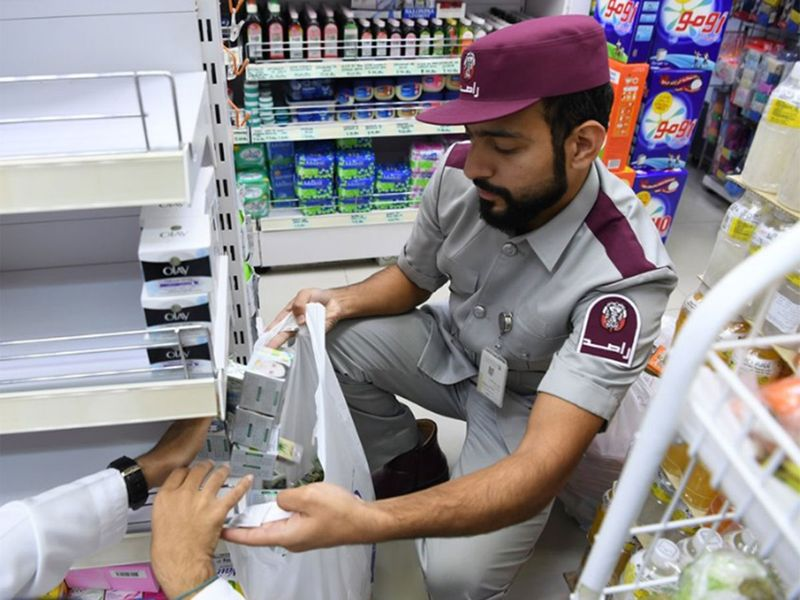 Abu Dhabi inspector