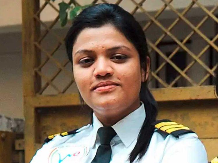 Captain Aarohi Pandit