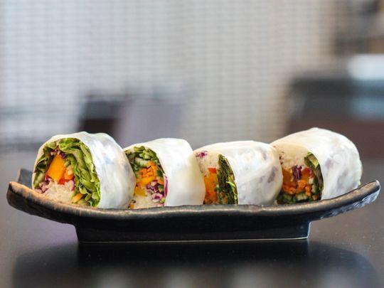 Iftar recipe: Vietnamese fresh spring roll