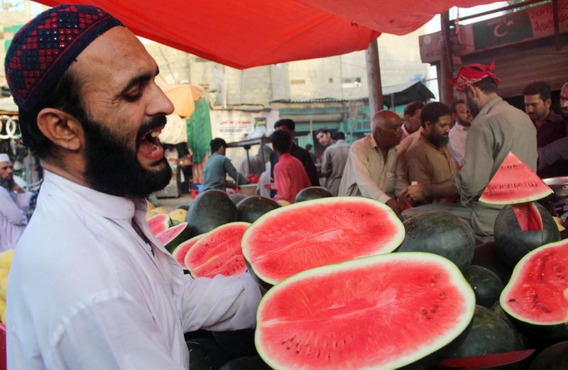 Pakistan Ramadan 1