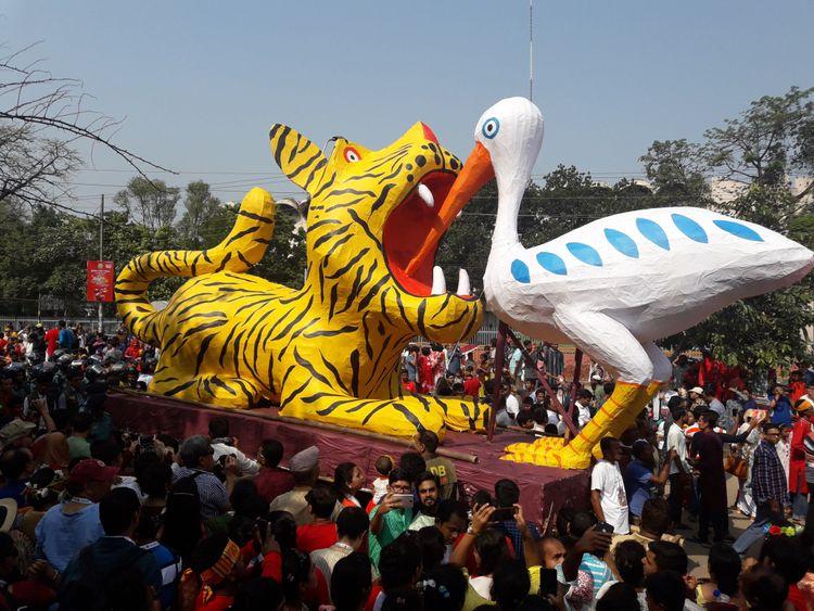 Celebration of Pohela Boishakh (Bengali New Year)-1557919865867