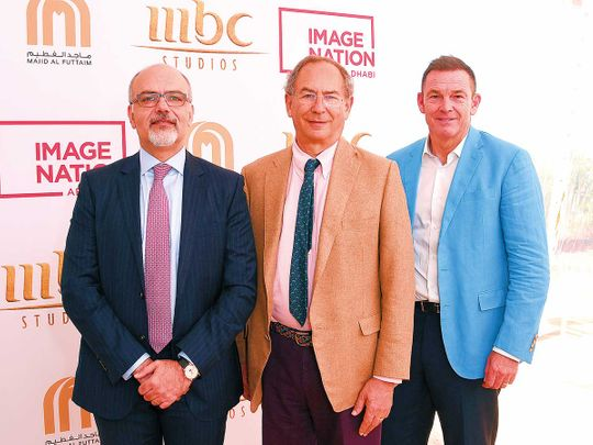 Image Nation, Majid Al Futtaim and MBC team up for film and TV projects