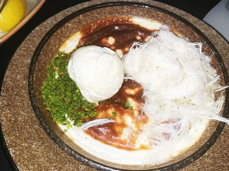 Firin Sutlaç rice pudding