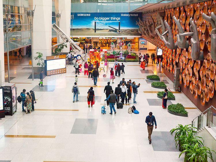 Indira-Gandhi-International-Airport