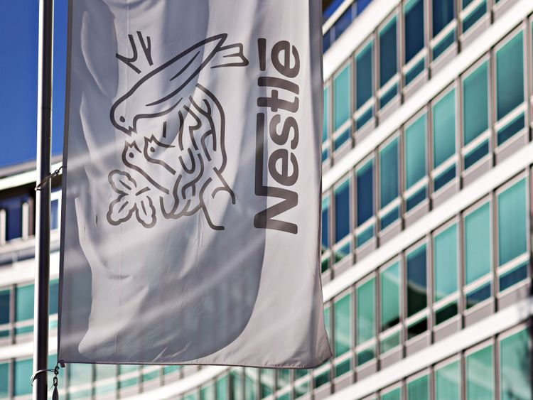 Nestle in talks with Abu Dhabi Investment Authority, EQT