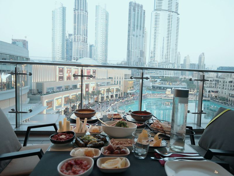 5 amazing iftars to try in Dubai today | Going-out – Gulf News