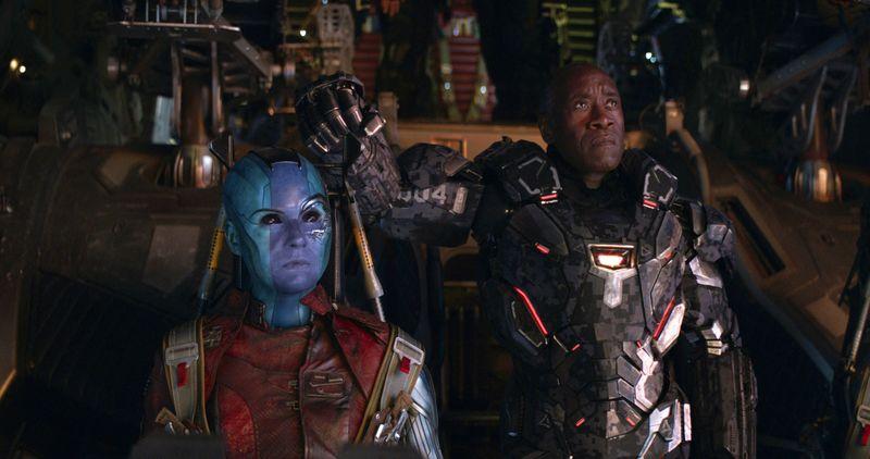 tab Gillan in Avengers Endgame-1558009780164