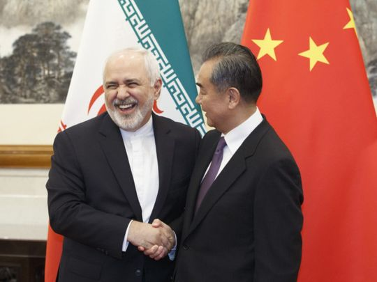 Iran China-1558093742116
