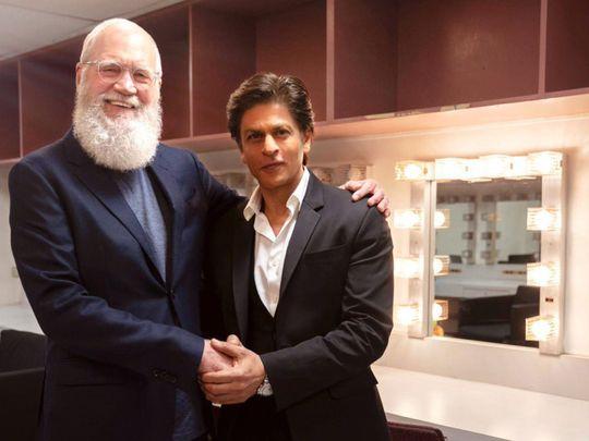 SRK LETTERMAN-1558082869921
