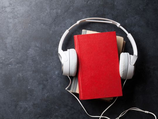 iStock-925653438 audio book books
